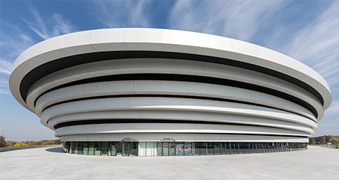 Arena d'Aix-en-Provence - Christophe Gulizzi Architecte / Cabinet Auer Weber - ©Hervé Fabre
