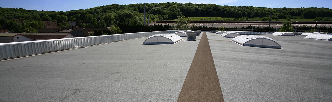 L'étanchéité des toitures-terrasses