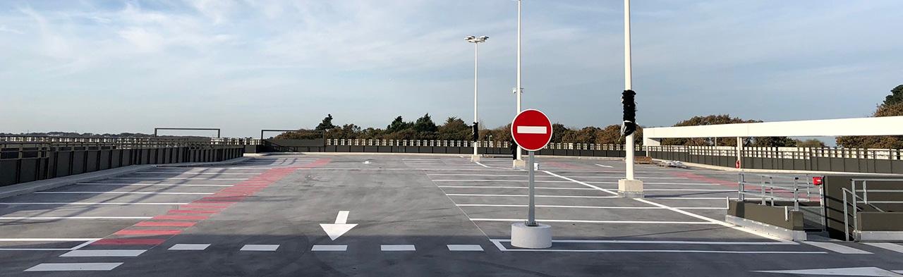 L'étanchéité des parkings