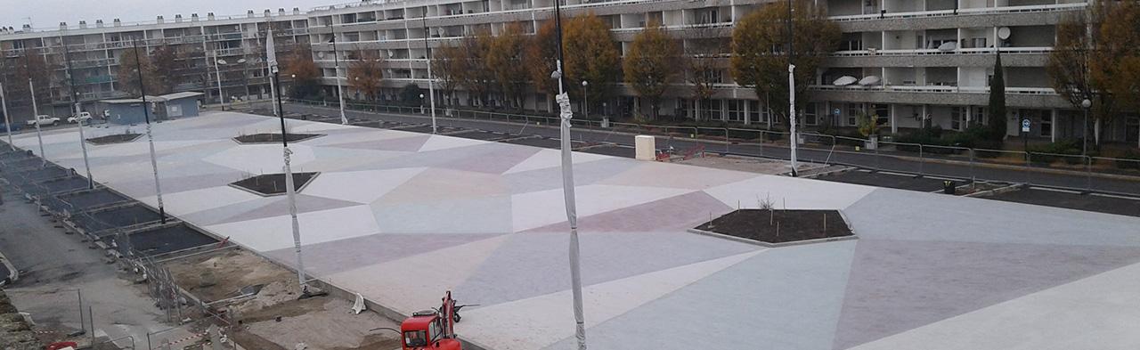 Revêtements de sol en asphalte
