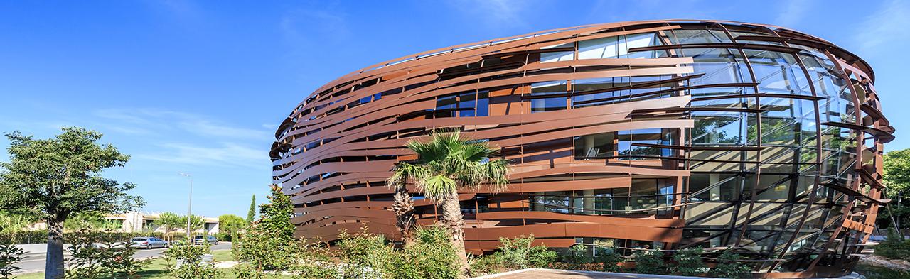Les façades architecturales