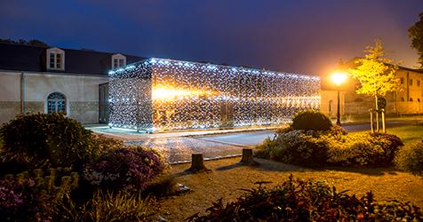 Ecurie de Vendôme - Chevalier & Guillemot Architectes - ©Cyril Chigot