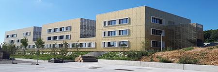 Collège Alexandre Mauboussin de Mamers - Forma6 Architectes